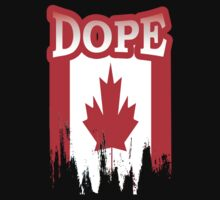Canadian Dope by rardesign