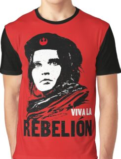 Viva la Rebelion Graphic T-Shirt