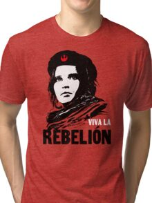 Viva la Rebelion Tri-blend T-Shirt