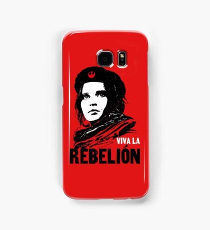 Viva la Rebelion Samsung Galaxy Case/Skin