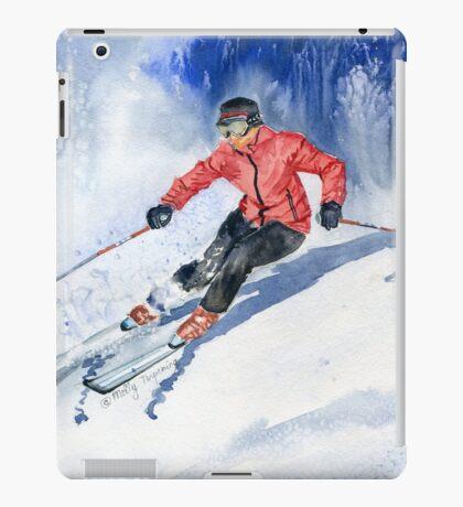 Winter Sport iPad Case/Skin