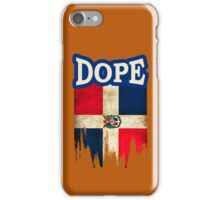 Dominican Flag iPhone Case/Skin