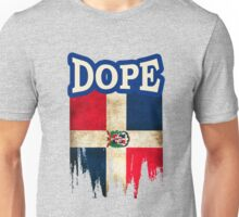 Dominican Flag Unisex T-Shirt