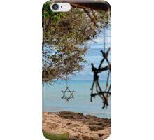 Unicursal hexagram iPhone Case/Skin