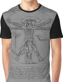 VitruvianAlien Graphic T-Shirt