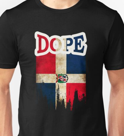 Dominican Dope Unisex T-Shirt