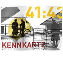 Kennkarte Poster