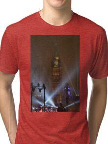 New Years Eve, Parliament Hill, Ottawa, Canada 2017 Tri-blend T-Shirt