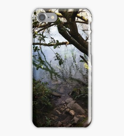 River Inlet iPhone Case/Skin