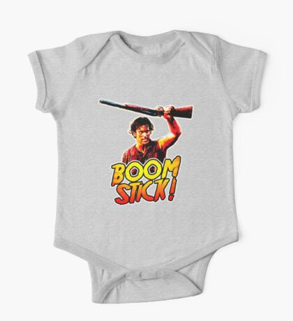 Boom Stick Ash One Piece - Short Sleeve