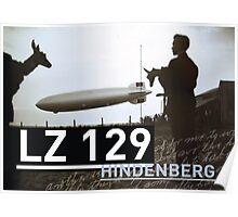 Hindenberg Poster