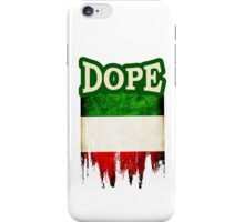 Italian Dope iPhone Case/Skin