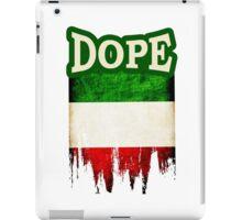 Italian Dope iPad Case/Skin