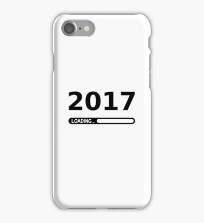 Loading 2017 New Year iPhone Case/Skin