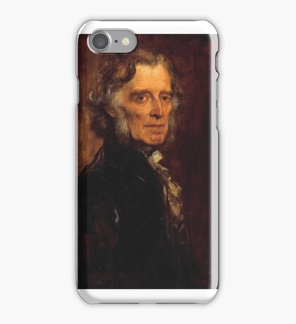 George Frederic Watts    Russell Gurney, iPhone Case/Skin