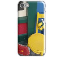 Primary Colours - Sit iPhone Case/Skin