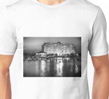 Condo and Marina Unisex T-Shirt