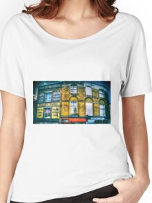 Broad Street Women's Relaxed Fit T-Shirt