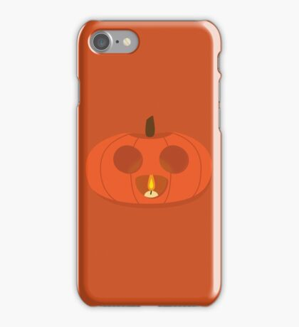 Little Jack-O-Lantern iPhone Case/Skin