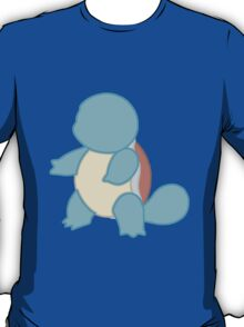 Squirtle Minimalist T-Shirt