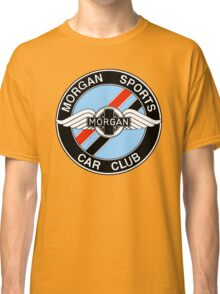 Morgan Sports Car Club  Classic T-Shirt