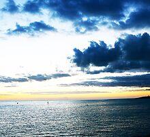 Sunrise in Bermuda 1  by Bumchkin