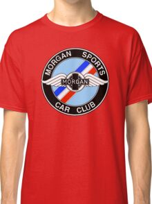 Morgan Sports Car Club France Colors Classic T-Shirt