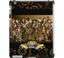 All Steampunk Disney Princess iPad Case/Skin