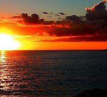 Sunrise in Bermuda 3 by Bumchkin