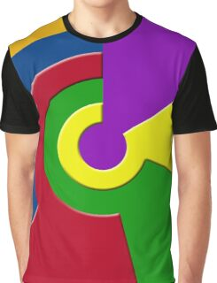 Prism Graphic T-Shirt