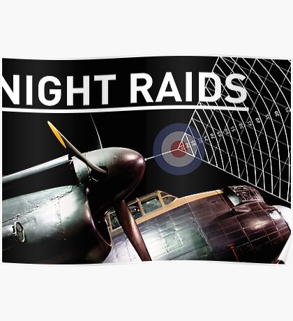 Night Raids Poster