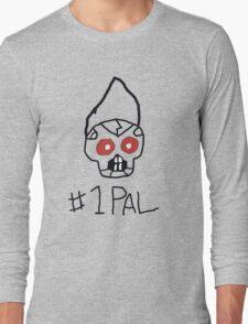 Robichris #1 Pal [RED EYES] Long Sleeve T-Shirt