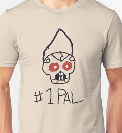 Robichris #1 Pal [RED EYES] Unisex T-Shirt
