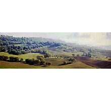 Tuscan Tapestry Photographic Print