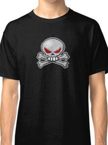 8 bit skull? Classic T-Shirt