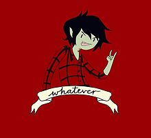 marshall lee - whatever by ctu's art