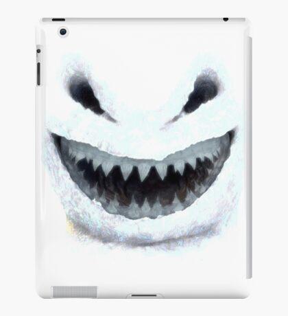 Doctor Who - Evil Snowman iPad Case/Skin