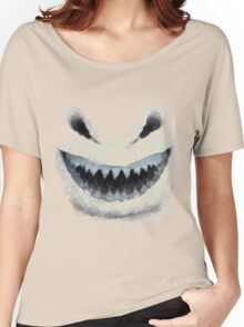 Doctor Who - Evil Snowman Women's Relaxed Fit T-Shirt