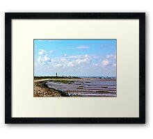 Humber Estuary Framed Print
