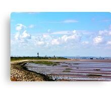 Humber Estuary Canvas Print