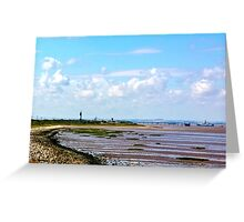 Humber Estuary Greeting Card