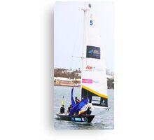 Sailing - 2 Canvas Print