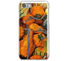 """Don't get my gourd !"" iPhone Case/Skin"