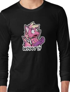WHAT?! Long Sleeve T-Shirt