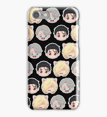 Victor Yuri Yurio iPhone Case/Skin
