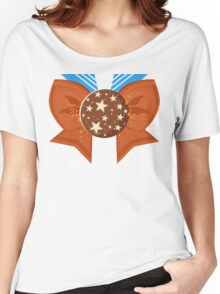 Pan di Stelle Cookies Sailor Fuku Women's Relaxed Fit T-Shirt