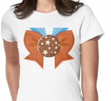 Pan di Stelle Cookies Sailor Fuku Womens Fitted T-Shirt