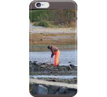 Harvesting the sea ! iPhone Case/Skin