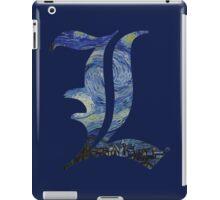 Starry L iPad Case/Skin