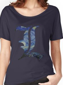 Starry L Women's Relaxed Fit T-Shirt